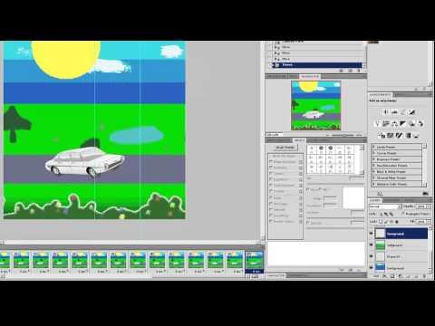 How to make an Animated .gif