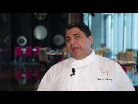 Farrokh Khambata, owner, Jaan at the Penthouse
