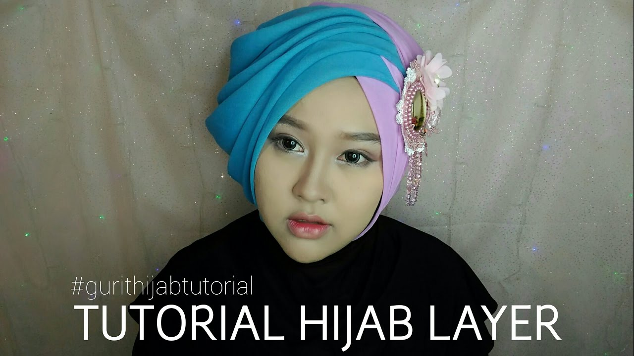 40 Tutorial Hijab Wisuda Wardah Hijabyuk Com
