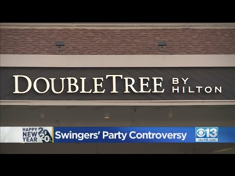 Swingers Party At Sacramento Hotel Catches Some Visitors By Surprise from YouTube · Duration:  2 minutes 24 seconds