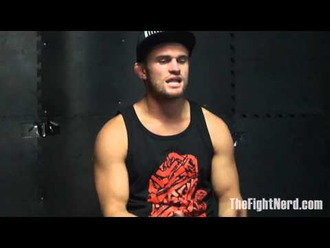 Up close and personal with Daron Cruickshank - part 1