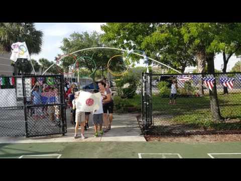 Floranada Elementary School 2017 Olympics Opening Ceremony