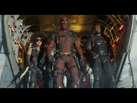 'Deadpool 2' Official Trailer (2018) | Ryan Reynolds, Josh Brolin