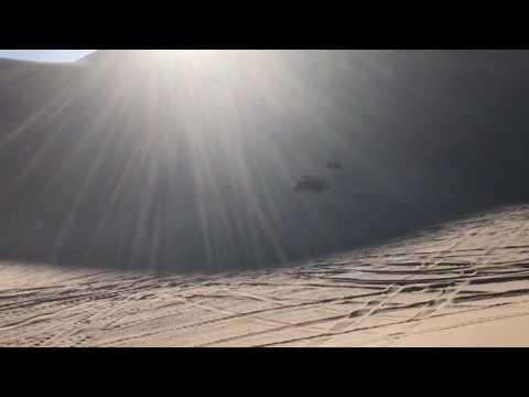 Polaris RZR jump Dumont
