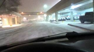 Vlog#13: SnowStorm in Winnipeg