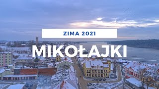 Zima 2021 w Mikołajkach