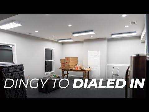 Massive Lighting Change In VinWiki Garage