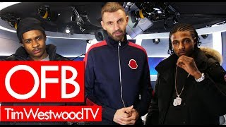 OFB 1st ever interview - Westwood