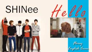 SHINee - Hello English Version/Cover by Florey  (샤이니)