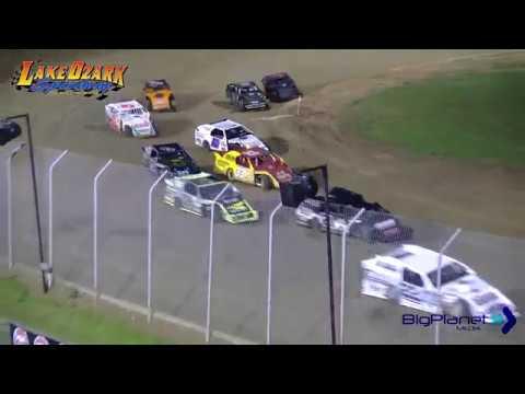 Lake Ozark Speedway Modified 5-4