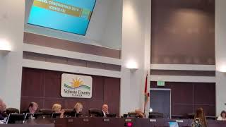 Coronavirus: Volusia County Health Department updates County Council