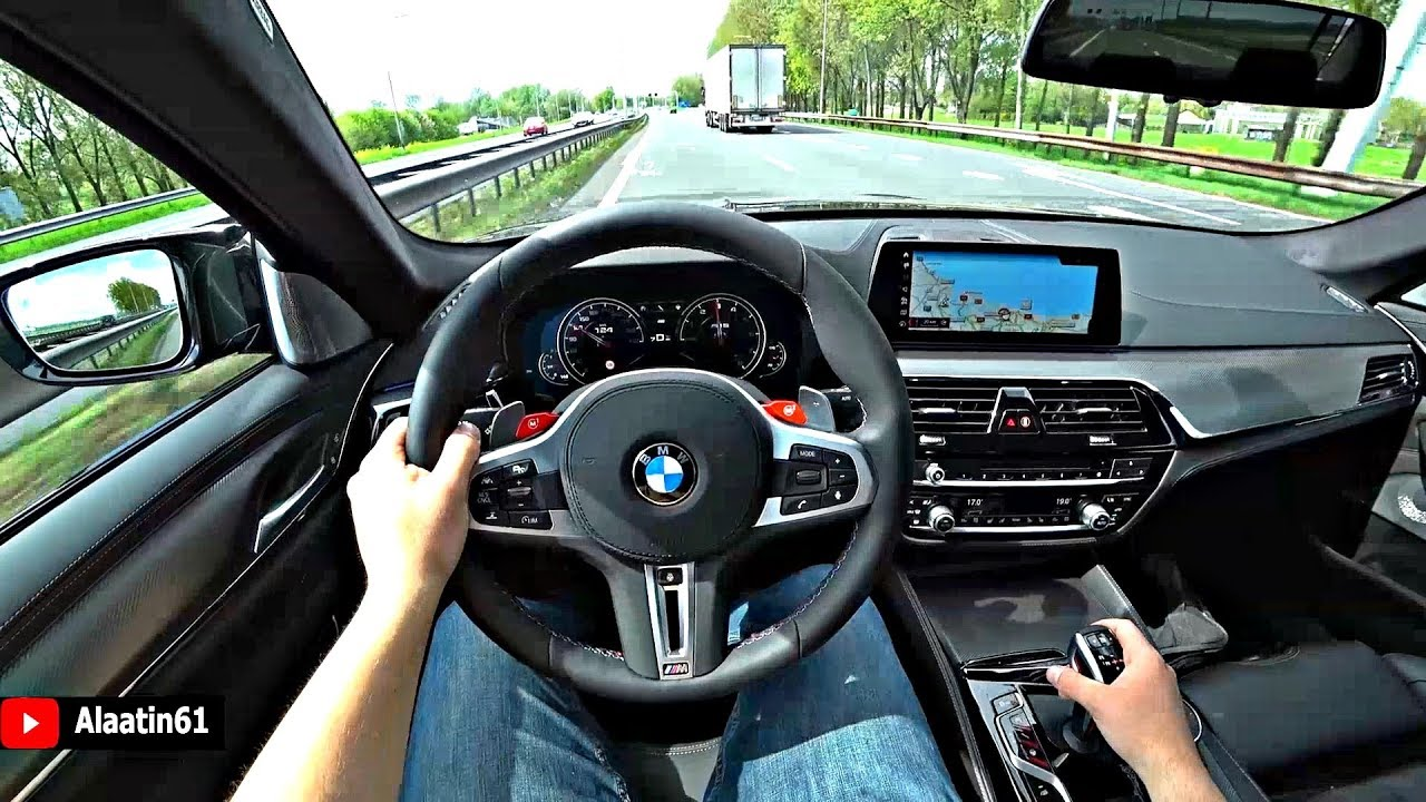 the bmw m5 2019 test drive youtube. Black Bedroom Furniture Sets. Home Design Ideas