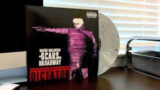 DICTATOR (Black & White Starburst) Vinyl Unboxing!