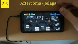 Download Lagu Aftercoma - Jelaga (Real Drum Cover) mp3