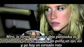Ke$ha-Stephen(Traducida Español)Official Video