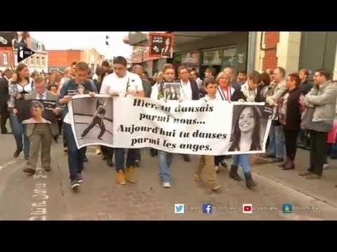 Caudry: 3000 Personnes Ont Marché Pour Aurélie Châtelain