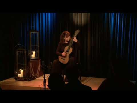 Raphaella Smits plays Fantaisie Elegiaque by Fernando Sor | Strings By Mail sponsored artist