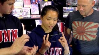 Learn Magic From a WORLD CHAMPION! Unbreaking Rubber Bands & Crazy Card Tricks