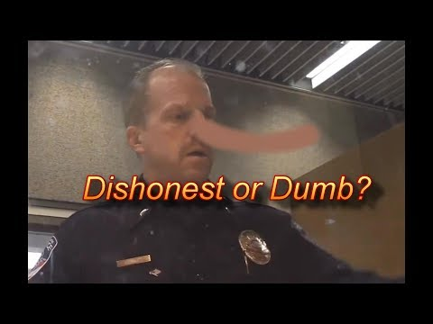 DISHONEST or DUMB - You Decide