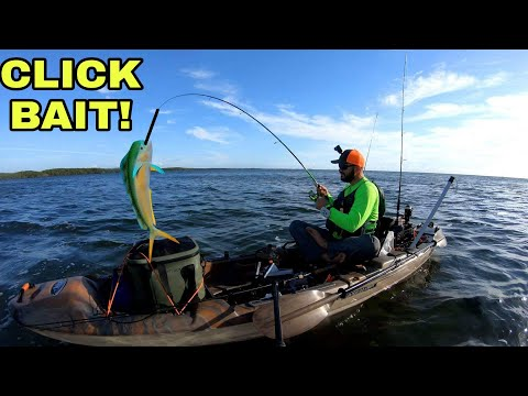 Fishing In Nasty Weather - Pelican Catch 130 HyDryve Old Town Topwater PDL