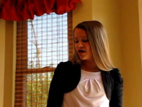 A Year Without Rain/ Un Ano Sin Ver Llover Selena Gomez cover by Jaycie Ward