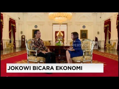 Special Interview - Jokowi Bicara Ekonomi