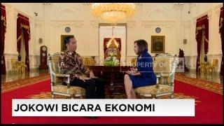 Video Special Interview - Jokowi Bicara Ekonomi download MP3, 3GP, MP4, WEBM, AVI, FLV Juli 2018
