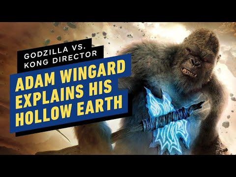 Download Godzilla vs. Kong Director Adam Wingard Explains His Hollow Earth