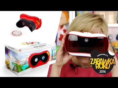 Mattel View-Master, gogle wirtualnej rzeczywistości
