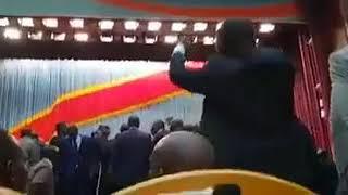 Bitumba grave à l'assemblée nationale, babeti ba deputes FCC.