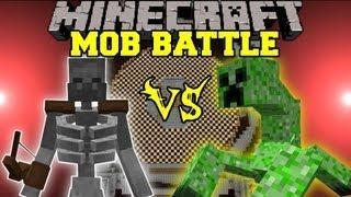 mutant-skeleton-vs-mutant-creeper-minecraft-mob-battles-mutant-creatures-mod-battle