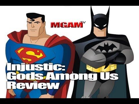 MGAM TV. E1 Pt2. Injustice: Gods Among Us