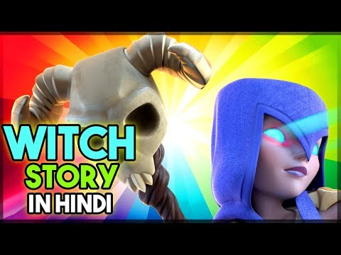 Story of Witch in Hindi | Witch की कहानी | Clash stories in Hindi Episode - 19