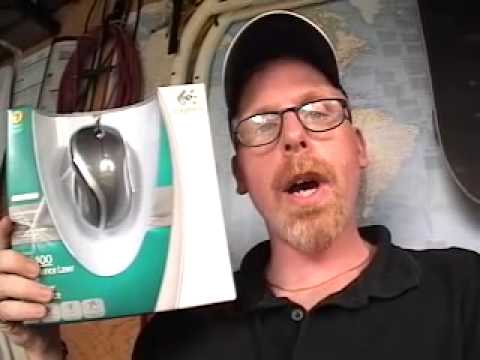 dd3e288f942 Logitech MX400 Laser Mouse - YouTube