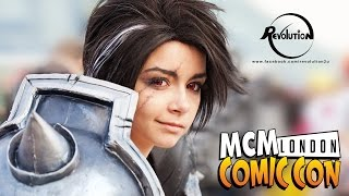 Record numbers at MCM London Comic Con