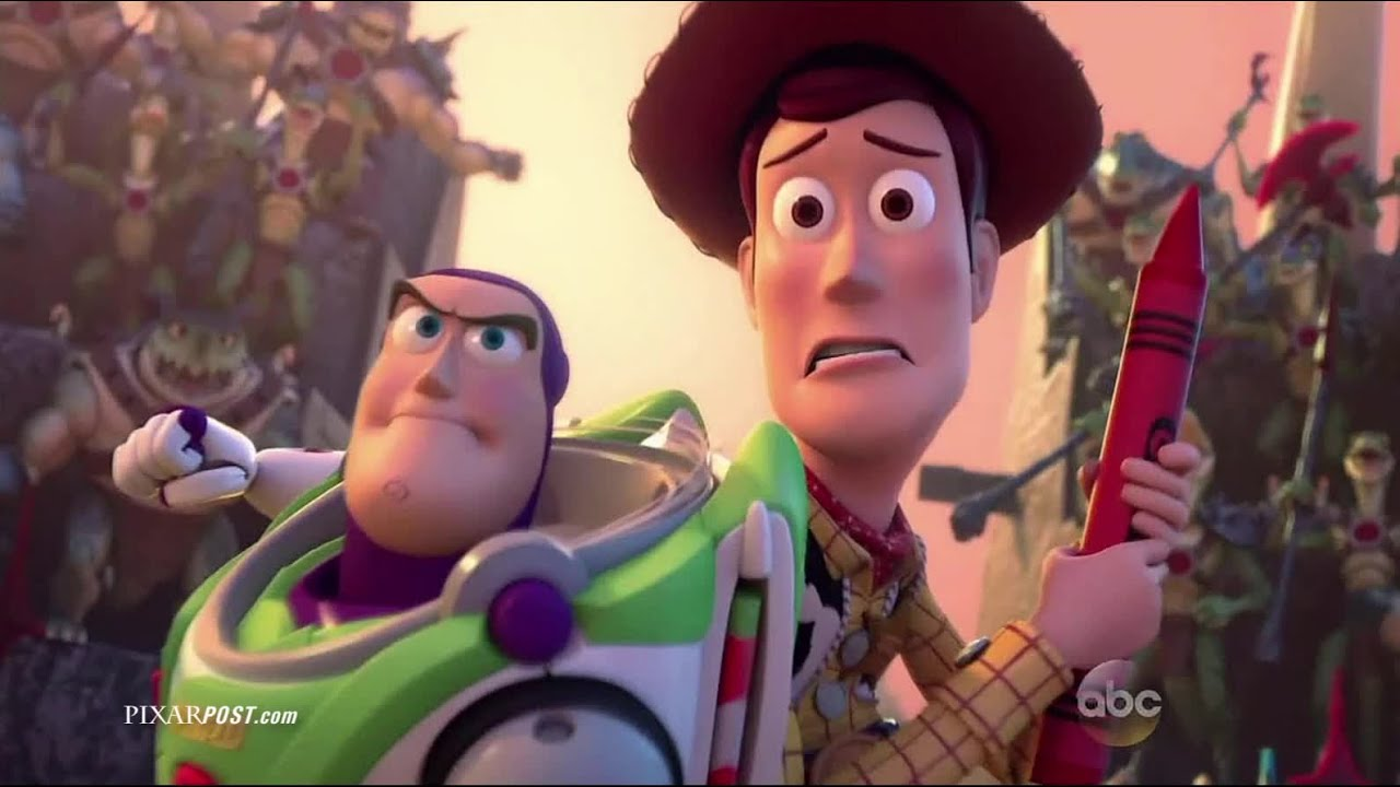 Toy Story That Time Forgot Premiere Commercial Youtube
