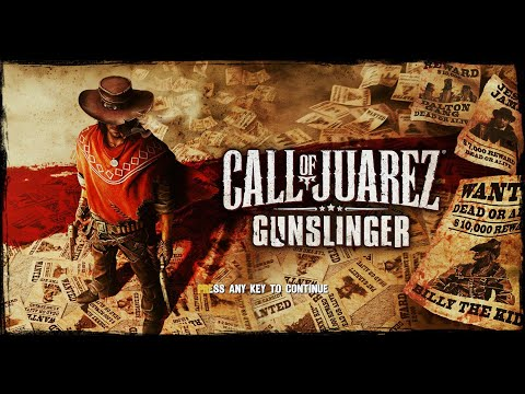 Call of Juarez Gunslinger Playthrough Part 1 |
