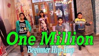One Million || Jazzy B ft. DJ Flow || Beginner Hip-Hop Dance || sdrjseries || Choregraphy By Priya