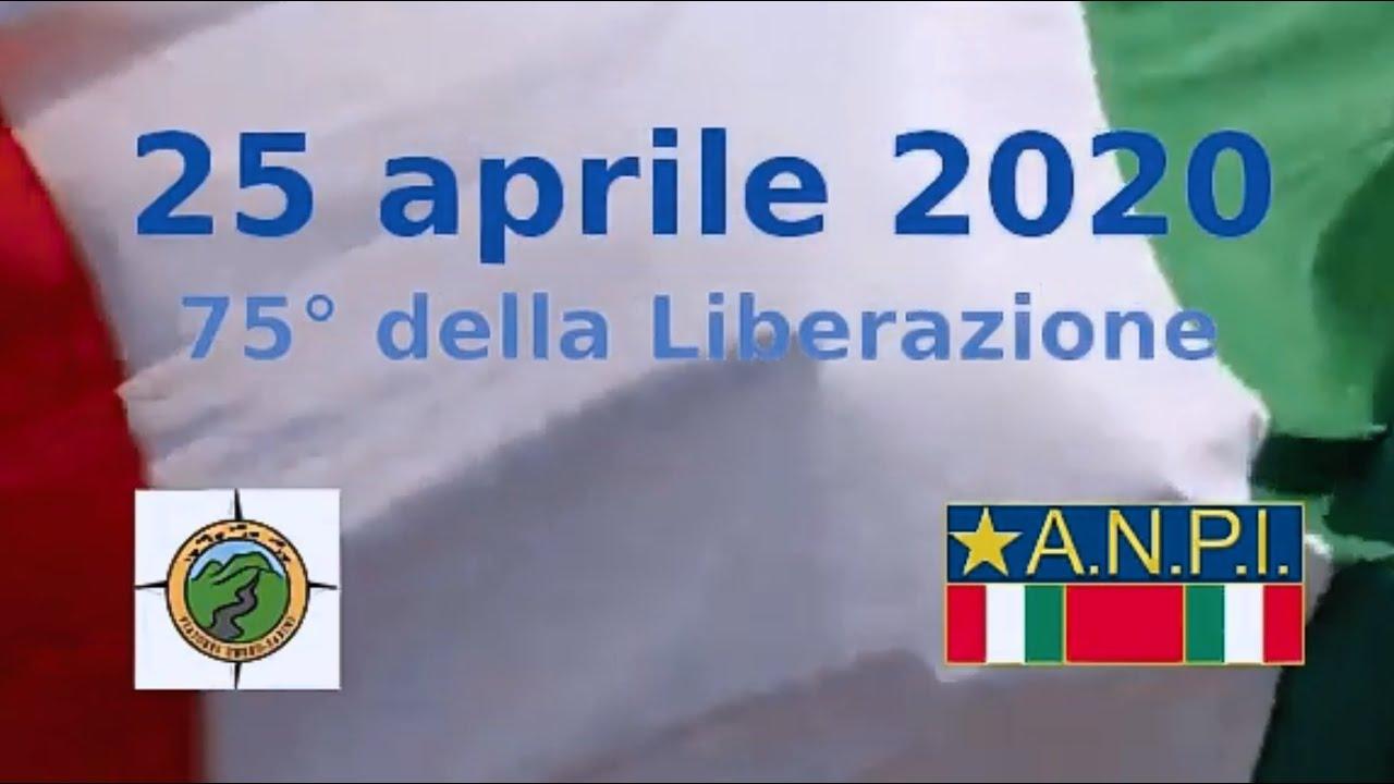 75 anni della liberazione - 25 aprile