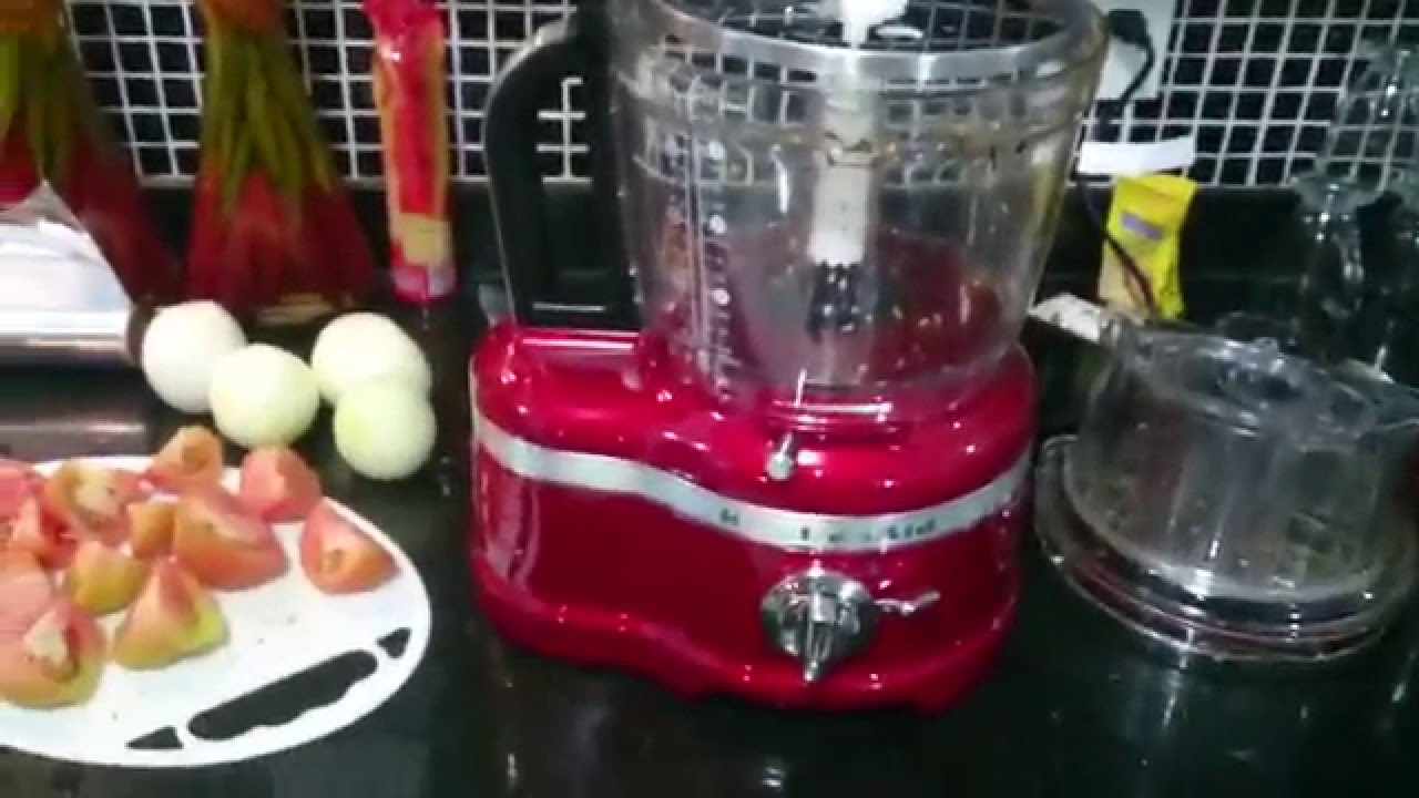 Food Processor Kitchenaid Pro Line 16 Cups Day By Day