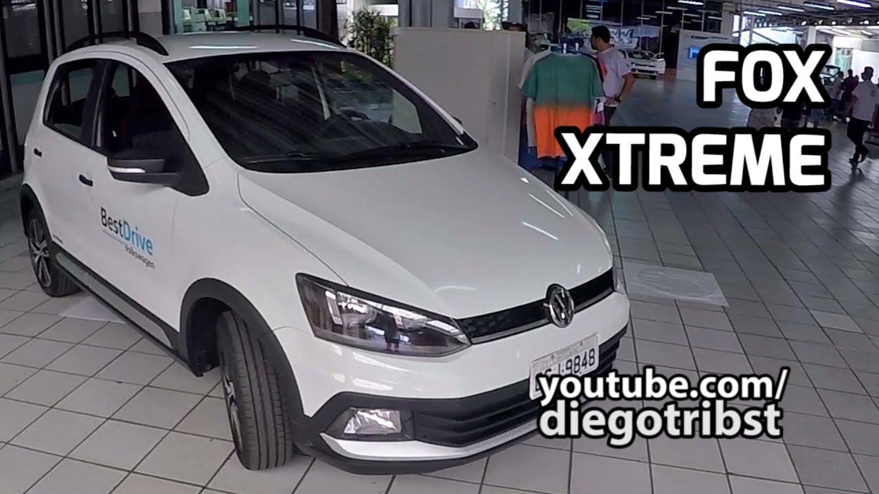 VW Fox Xtreme 2018   Detalhes - YouTube a1a0e63a3b