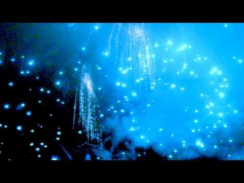 Fireworks July 4, 2017 from Eureka Boardwalk California