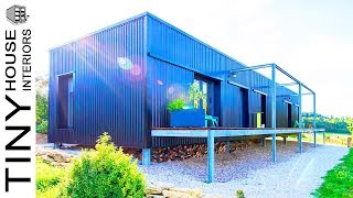 Shipping Container Home In The French Countryside | Tiny ...