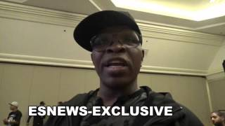 Kenny Porter On Adrien Broner why he rooting for him these days - EsNews Boxing