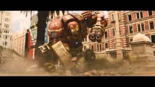 Мстители: Эра Альтрона - Халк против Халкбастера [1080p]
