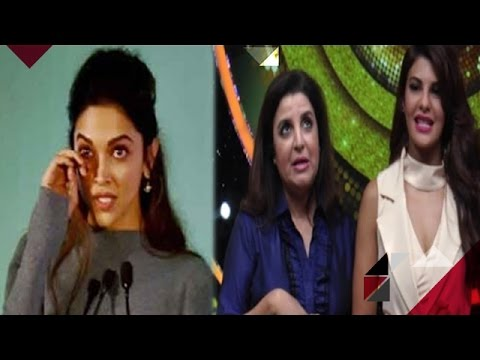 Deepika Padukone Cries In Public | Jacqueline Fernandez & Farah Khan Share Cold Vibes