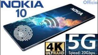 Nokia 10 5G Smartphone Review 2018