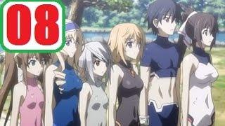 Infinite Stratos Episode 8 English Dub
