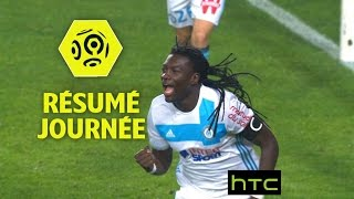 Video Gol Pertandingan Olympique Marseille vs Guingamp