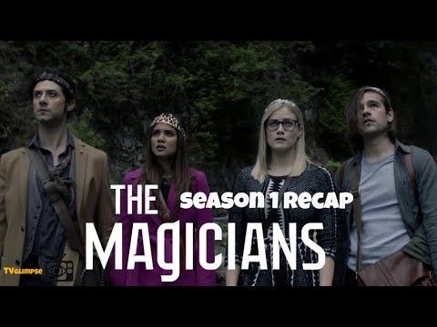 Download The Magicians Season 1 Recap